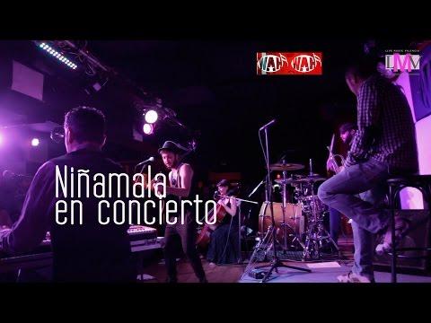 Niñamala - Sala Wah Wah - Valencia - LMV Live Music Valencia