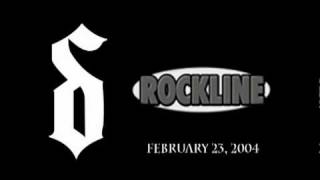 Shinedown - Burning Bright [Rockline 2-23-04]
