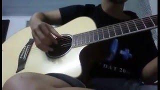Âm thầm bên em | Sơn Tùng MTP - Acoustic cover Guitar