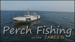Commercial Perch Fishing on Lake Erie (Luke Bryan- Kick the dust up)