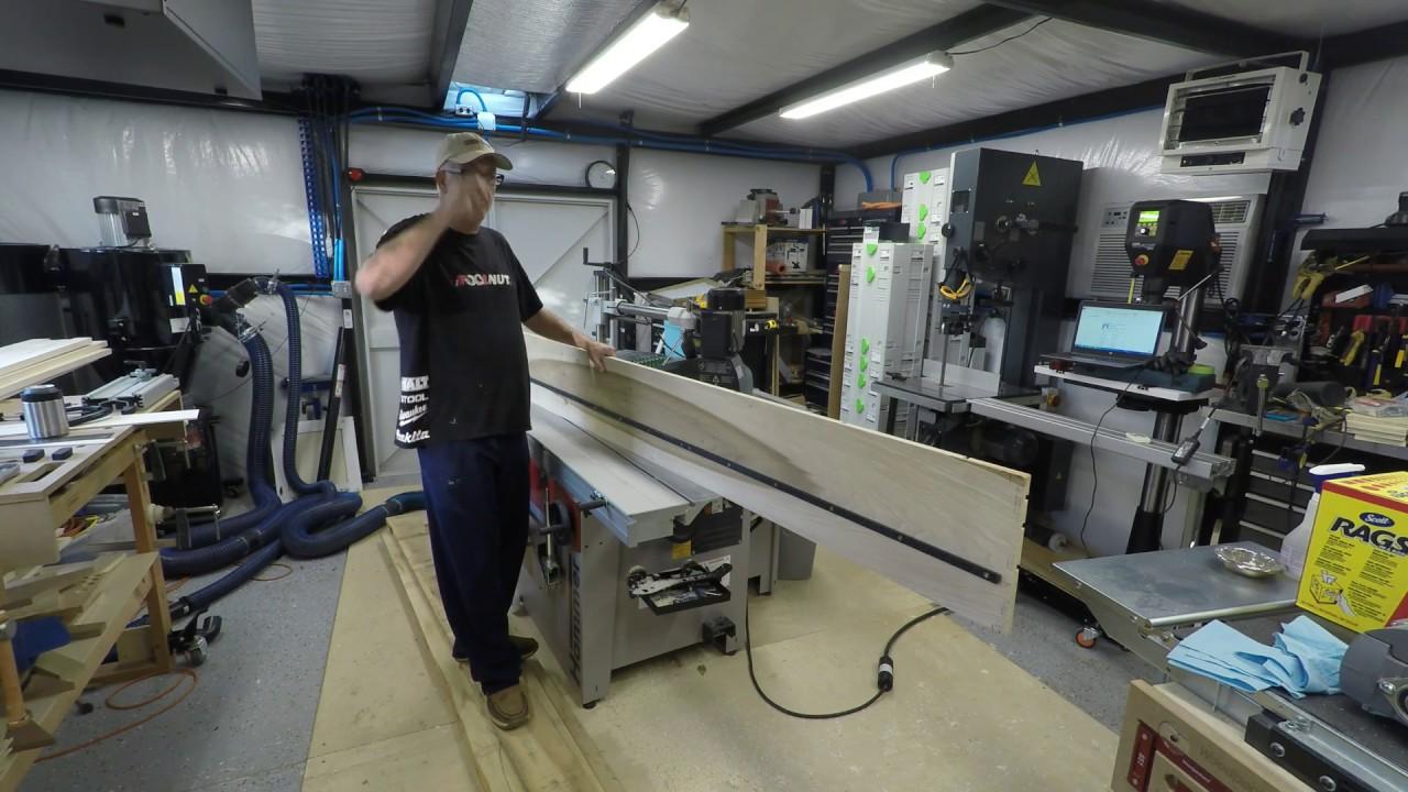 Longboard Straight Line Rips on Felder C3 31 Hammer