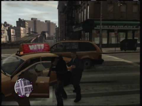 how to become a taxi driver in gta 5