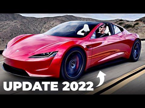 Tesla Roadster 2021: Insane NEW Updates Revealed