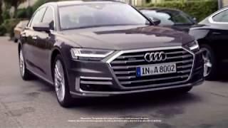 Audi A8. Smarter, safer