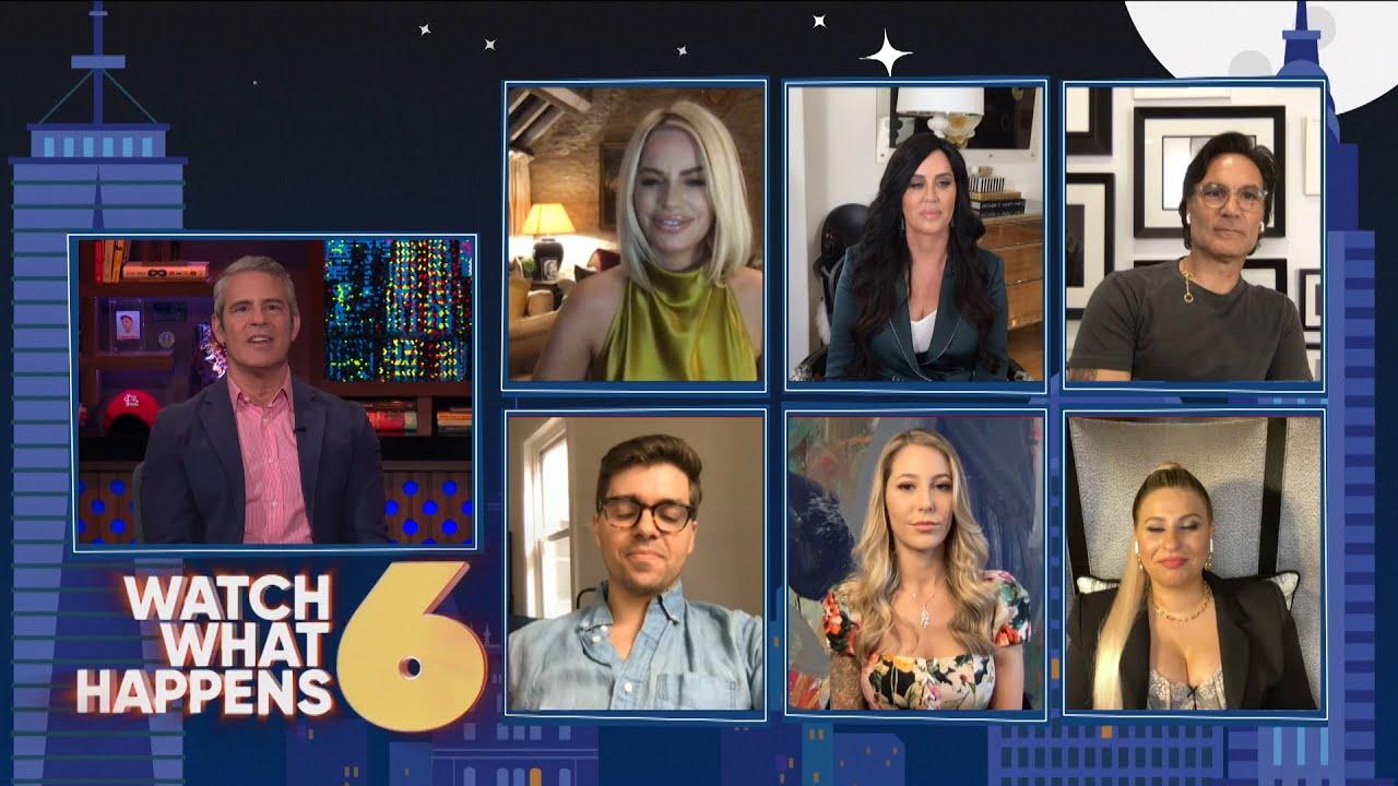 What Sebastian Oppenheim, Chanel Omari, & Elizabeth Marguiles Miss About Bravo | WWHL