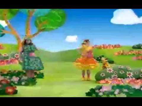 Promo disney junior latino el jardin de clarilou nueva for Jardin walt disney