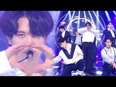 GOT7 - Not By the Moon [SBS Inkigayo Ep 1046]