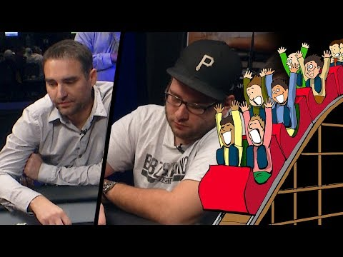 "Cantu VS Immekus ROLLER COASTER HAND | S5 E39 Poker Night in America - ""Fold Like A Pro"""