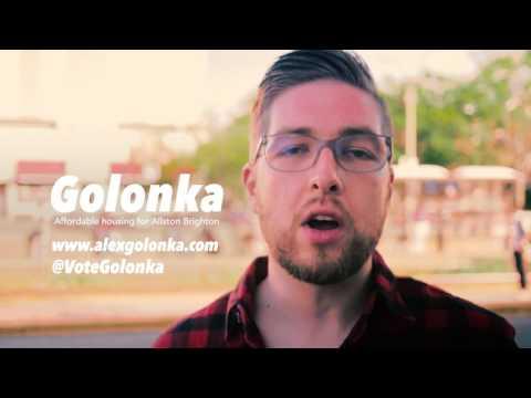 Alex Golonka for Boston City Council - District 9 (Allston & Brighton)