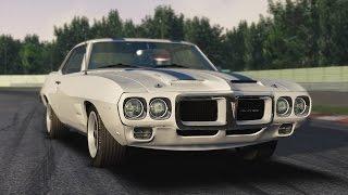Assetto Corsa - Pontiac Firebird Trans Am 1969 + DOWNLOAD