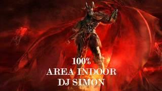 DJ SIMON @ 100%AREA INDOOR _6 Ottobre 2012_ CD 2 The REAL Hardcore!!!