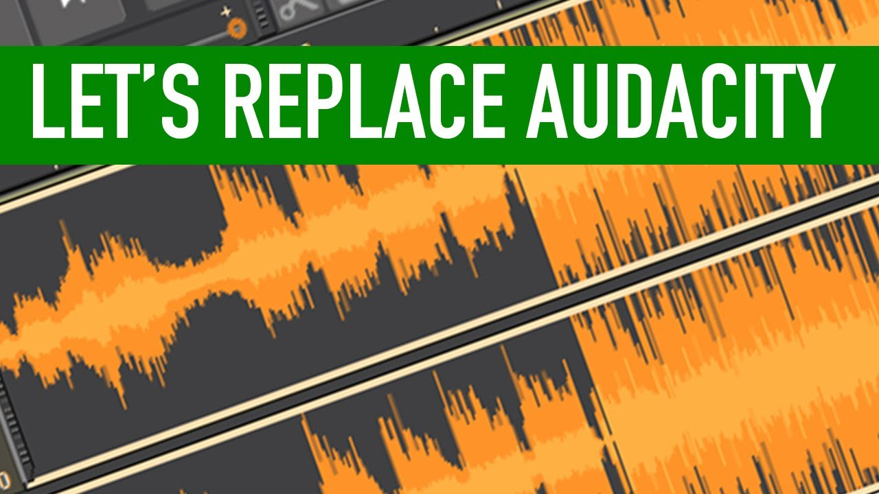 Replace Audacity With These - It's Probably Spyware Now