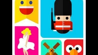 Icon Pop Mania Level 6 Answers 108-131