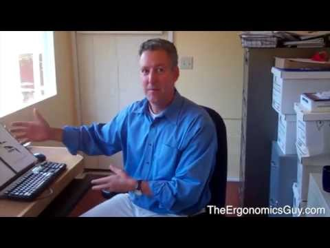 The Ergonomics Guy - Do You Really Need That Keyboard Tray?