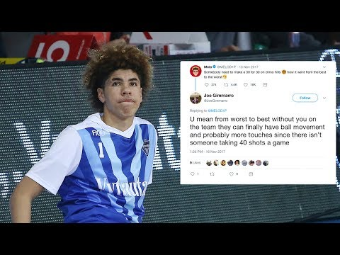 LaMelo Ball Put To SHAME By Chino Hills For His '30 for 30' Comment