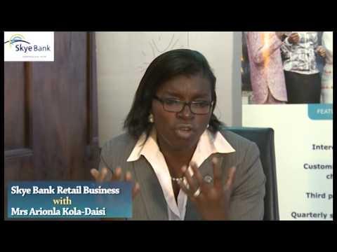 Retail Banking with Mrs Kola Daisi