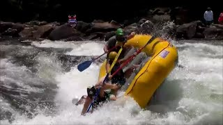 Whitewater Carnage: Ocoee River Carnage 2016 E5 - Rookie Guides Gone Wild