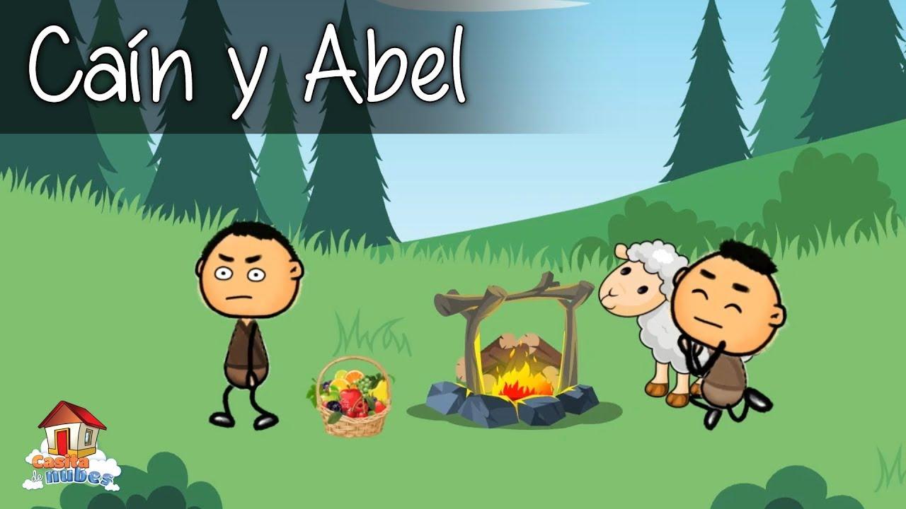 Historia Bíblica De Caín Y Abel Para Niños