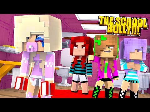 Minecraft PRINCESS BABY KAYLA IS BULLIED ON HER FIRST DAY AT SCHOOL!!!