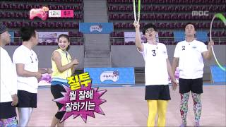 Infinite Challenge, Son Yeon-jae #06, 손연재 20120922