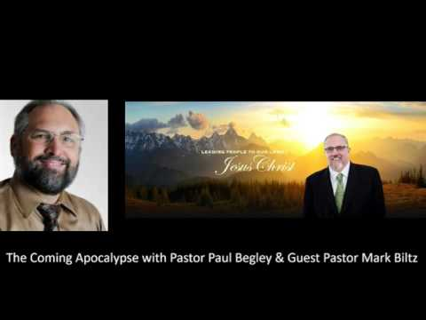 Pastor Mark Biltz Interview / Solar Eclipse & Sept 23 Signs In The Heavens