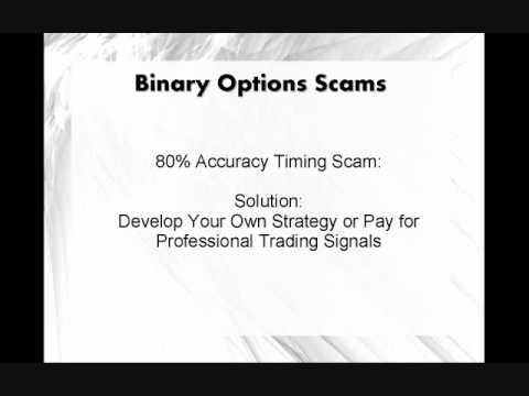 Is the binary options legit