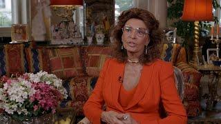 Sophia Loren on Working with Marcello Mastroianni