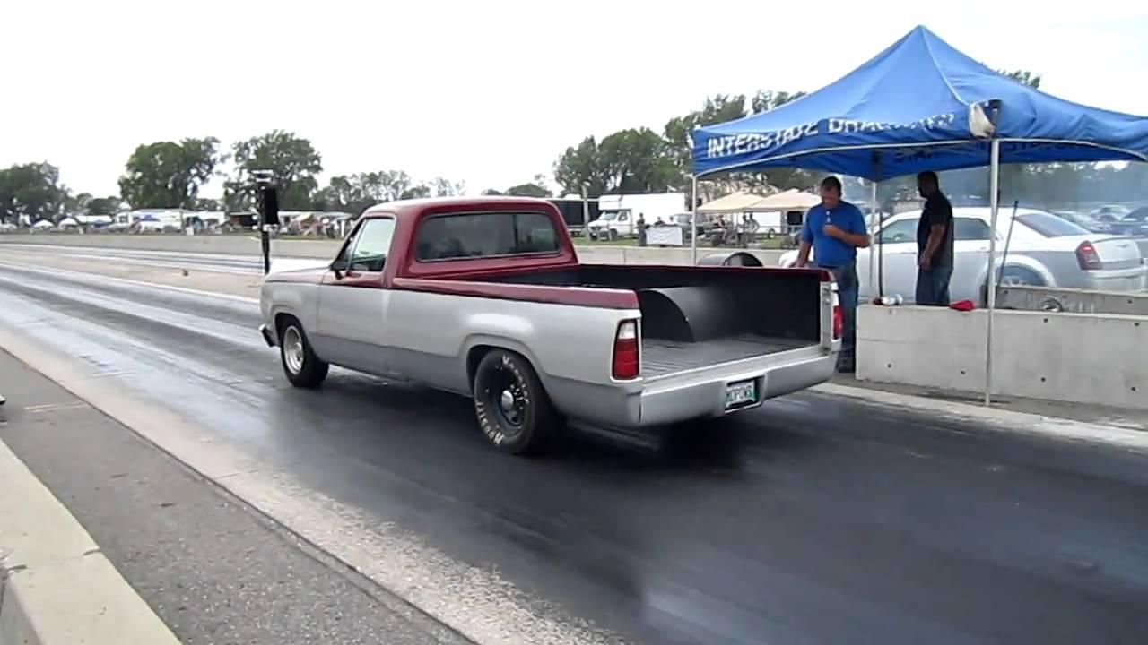 Turbo Dodge Truck Drag Racev