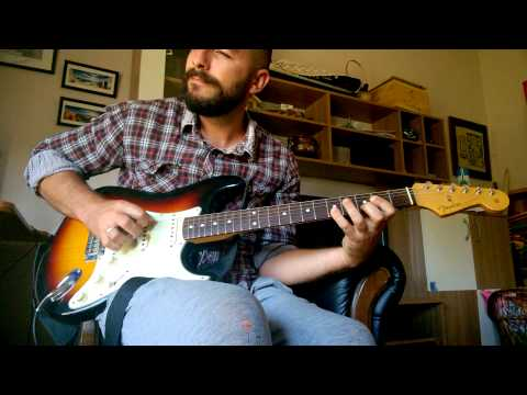 ZZ Top - I Gotsta Get Paid How To Play Riff