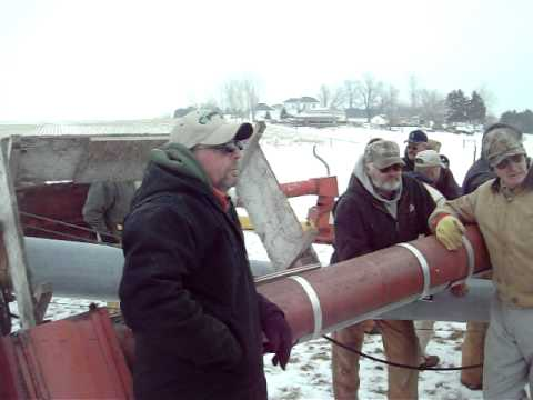 Farm Auction Ottawa Illinois- Auger sale Joe Gretencord