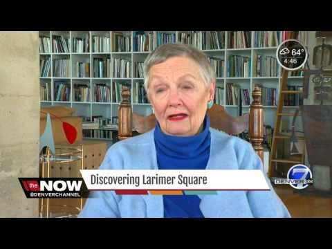 Colorado Treasures: Discovering Larimer Square