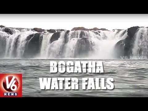 Telangana Nayagara   Special Story on Bogatha Water Falls   Khammam   V6 News