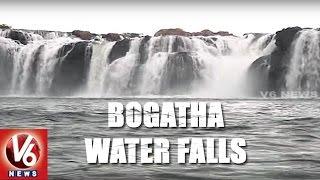 Telangana Nayagara | Special Story On Bogatha Water Falls | Khammam | V6 News