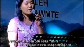 Niangpi ( Zomi Idol - 2011) ( Lungdamh Luan Khi