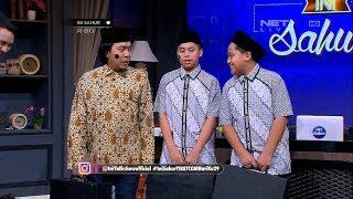 Komeng Kaget Anak-anaknya Nyusul Ke Studio - INI SAHUR 14 JUNI 2018 (2/7)