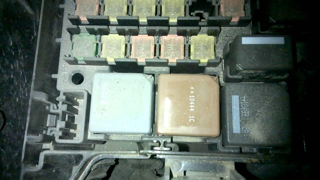 small resolution of 2013 model ford fiesta dizel sigorta kutusu fuse box