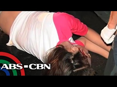 4 crewmen hurt after being hit by cab in Quezon City