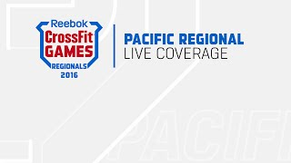 Pacific Regional: Individual Events 3 & 4