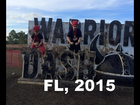 Warrior Dash Florida 2015