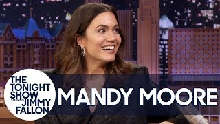 "Mandy Moore Forgives Her ""Candy"" Cassingle Past, Teases Directing This Is Us"