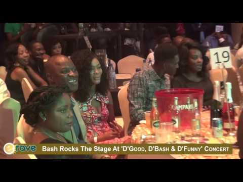 Video (stand-up): Comedian Bash Performing at His Show – D Good D Bash and D Funny