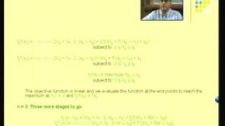 Lec-20  Dynamic Programming - Linear and Integer Problems