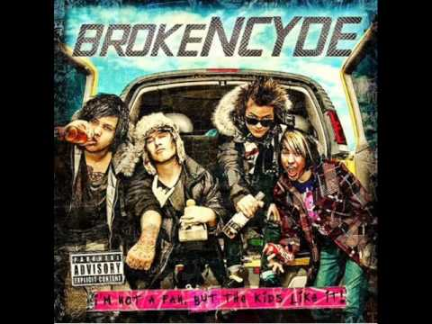 Brokencyde - 07. Yellow Bus with Lyrics (HQ/Load Fast)
