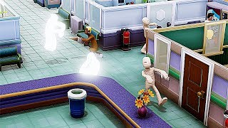 TWO POINT HOSPITAL Gameplay Demo 2018 (Theme Hospital Inspired)