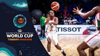 Senegal v Latvia - Highlights - FIBA Women's Basketball World Cup 2018