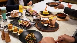 نستقبلكم الان في مطعم وهج في فندق حياة ريجنسي الكوت مول