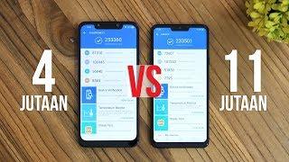 SPEED TEST: Pocophone F1 VS LG G7+ ThinQ