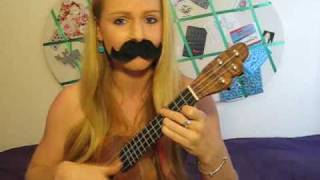 Hair Today, Gone Tomorrow - Die Ärzte (Ukulele Cover) *IT'S MOVEMBER!*