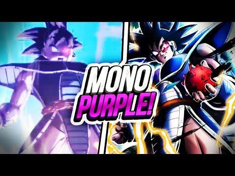 MONO PURPLE IS CRAZY! TURLES 498% PVP SHOWCASE! - Dragon Ball Legends