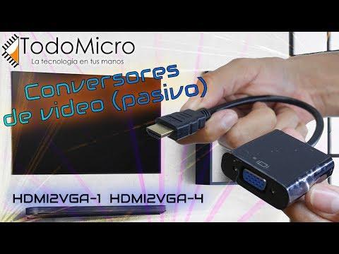 conversor-de-vídeo-hdmi-a-vga-pasivo